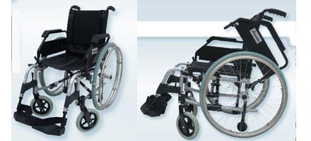 Ausili per disabili scooter per disabili roma for Sedia a rotelle ruote piccole